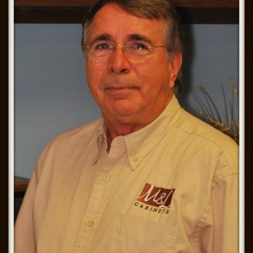 Mike Nobles Owner of M&L Cabinets